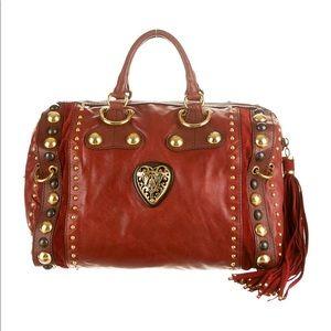 Rare Collectors Gucci Boston Bag